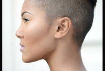 Short hair for girls / Super short haircuts for girls