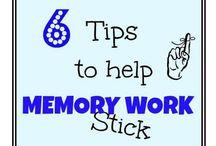 Memory work / by Neen K.