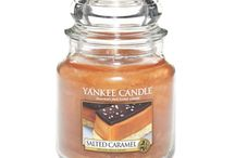 Yankee Candles / My fave scents