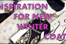 Make your own winter coats