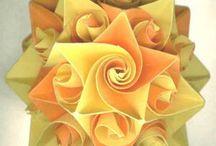 Basteln Origami