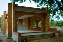 Well Paper, Auroville / Architecture