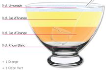 Cocktail punch