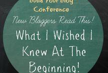 Blogging / by Ashley Olson