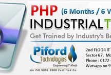 PHP Training Chandigarh / Piford Technologies is a USA based Software Development Company and provide Six Weeks & 6 Months PHP Training in Chandigarh