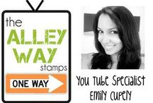 TAWS DT Emily C / Come look at the AMAZING creations made by The Alley Way Stamps DT