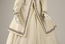 Middle XIX Century (1860's fashion)