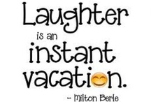 Laughter is the Best Medicine / God is humorous and I love to laugh! / by Cheri White