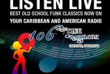 The best old school funk classics now on www.106liveradio.com / The best old school funk classics now on www.106liveradio.com your new Caribbean and American radio. Find us on Tunein One Love One Sound 106 Live Radio Listen to us on your mobile, tablet and desktop....