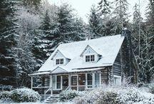 Winterhuisje