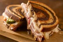 Sandwich Recipes / We've brought together our favorite meats, cheeses and condiments to create inspiring sandwiches. Check out our sandwich recipe collections, including sub sandwiches, burgers, chicken sandwiches, pitas, wraps and hot sandwiches. / by Kraft Recipes