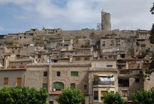 Catalunya: Guimerà (Urgell). Catalonia. Lleida / Pueblo medieval de importante patrimonio histórico-artístico. http://www.guimera.info/index.htm