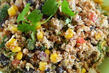 Delicious Grain Salads / Recipes developed by Stonyfield's Clean Plate Club Bloggers and others found around the web.  / by Stonyfield Organic