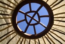 Our Yurts - Standard 16ft Model / Some pictures of our Standard 16ft Mongolian Yurt.