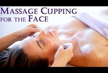 Cupping face
