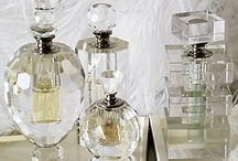 Sticle De Parfum Vintage