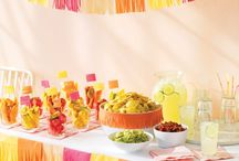 Fiesta / Cinco de Mayo party ideas and fiesta theme party ideas