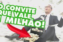 Convite de 1 milhão de reais