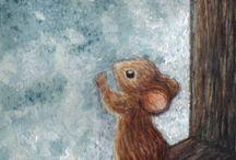 illustraties - kinderen verhalen