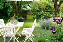 Therese trädgård
