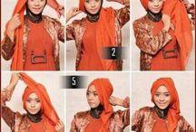 hijab pesta