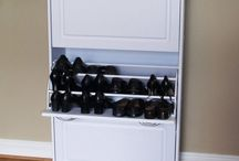 Entryway Storage / by Modern Furniture Warehouse