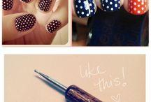 Nails! / by Rachel Chumney