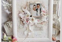 свадебные рамки для фото