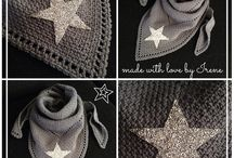 Crochet - Scarfs