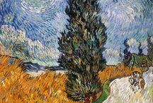 Art - Van Gogh / by Terry Barton