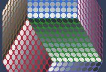 Vasarely / Œuvres