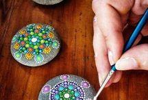 Ζωγραφική σε πέτρες-53
