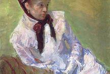 Mary Cassatt-
