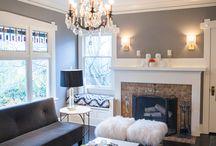 Interior Design - My Queen Anne Home
