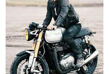 riders style