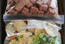 Frozen meals/crockpot meals