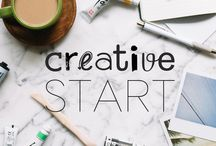 Creative Podcasts / Podcasts that spark creativity.