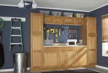 Garage- Storage