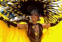Carnival in Aruba!