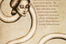 Mythology & Monsters