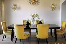 dining rooms. / by brettVdesign - interior designer + blogger
