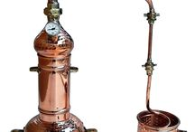 Stoken/destilleren