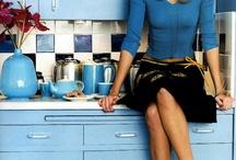 Фотосет на кухне