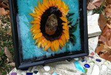 Mosaics & Stained Glass / by Becky Wassom