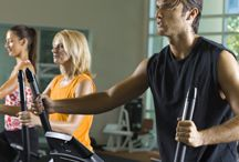 Sport - Crosstrainer Training