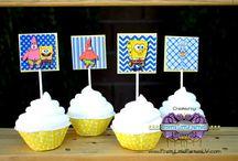 Spongebob Theme Party