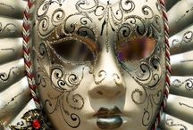 VENETIAN MASKS & OTHERS