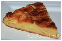 Recettes gâteaux /pâtisseries
