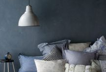 Blue and Grey / Inspirational Board of Design Ideas for Woadden Nash Interiors www.woadden-nash.com