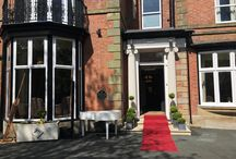 Wedding music at Ashfield House by The Live Piano Experience